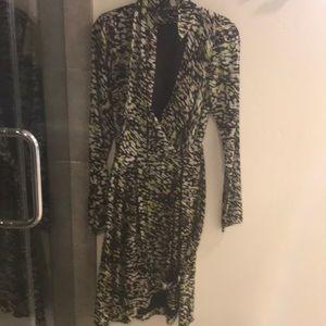 Rachel Zoe silk wrap dress (6)